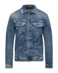 Capospalla jeans di DIESEL in Blue da Uomo