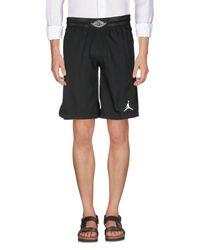Nike Bermudashorts in Black für Herren