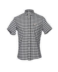 Franklin & Marshall Black Shirt for men