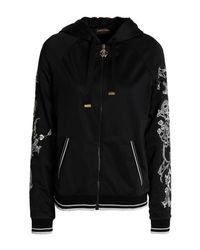 Sweat-shirt Roberto Cavalli en coloris Black
