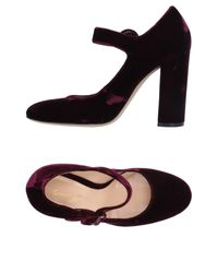 Gianvito Rossi Black Court