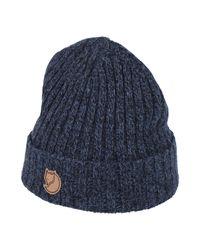 Cappello di Fjallraven in Blue da Uomo