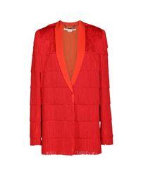 Stella McCartney Orange Jackett