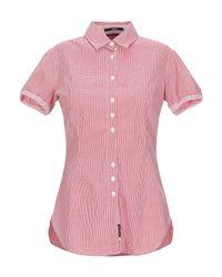 Woolrich Pink Hemd