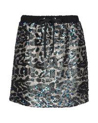 ViCOLO Natural Mini Skirt