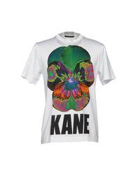 Christopher Kane White T-shirt for men