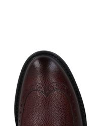 Fabi - Brown Lace-up Shoe for Men - Lyst