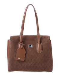 Blumarine Brown Handbag