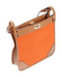 MICHAEL Michael Kors Orange Cross-body Bag