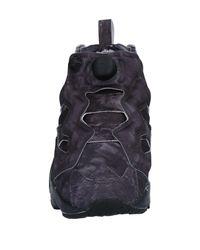 Vetements X Reebok Highlighted Pump Sneakers Black for men