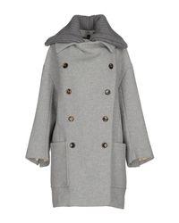 Chloé Gray Coat