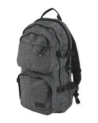 Eastpak Gray Backpacks & Bum Bags
