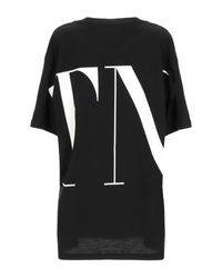 T-shirt di Valentino in Black