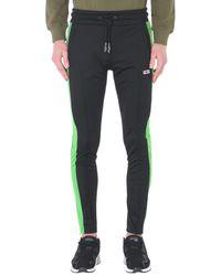Pantalones Gcds de hombre de color Black