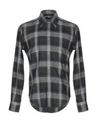 Stella McCartney Gray Shirt for men