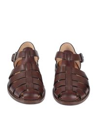 Church's Brown Sandals for men