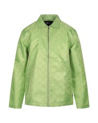Stussy Green Jacket for men