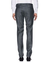 Pantalone di L.b.m. 1911 in Gray da Uomo