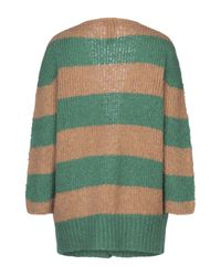 Cardigan di ViCOLO in Green
