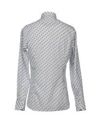 Caliban White Shirt for men