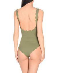 Marysia Swim - Green One-piece Swimsuit - Lyst