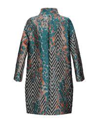 Pauw Multicolor Lange Jacke