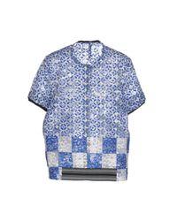 Pianurastudio - Blue Shirt - Lyst
