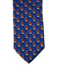 Polo Ralph Lauren - Blue Tie for Men - Lyst