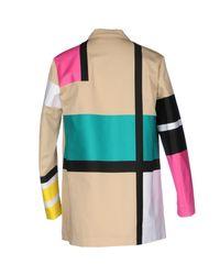 DSquared² Multicolor Overcoat for men