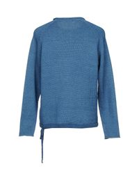 Nonnative Blue Sweater for men