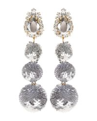 Shourouk - Multicolor Earrings - Lyst