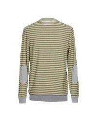 Pullover di Retois in Yellow da Uomo
