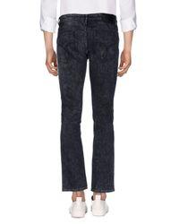 Calvin Klein Black Denim Pants for men