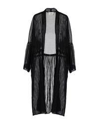 Suoli Black Overcoat
