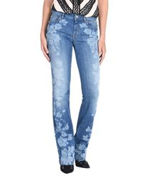 Just Cavalli Blue Jeanshose