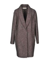 Fabiana Filippi Gray Coat