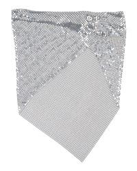 Collana di Paco Rabanne in Metallic