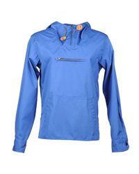 Woolrich Blue Jacket for men