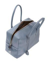 MCM Gray Handbag