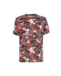 Nike Brown T-shirt for men