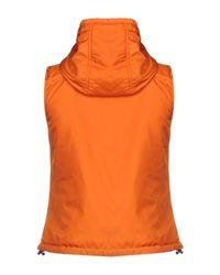 Blouson Aspesi en coloris Orange