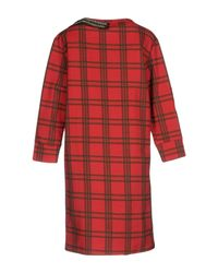 Jijil Red Short Dress