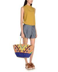 Sensi Studio Multicolor Handbag