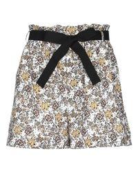 ViCOLO White Shorts