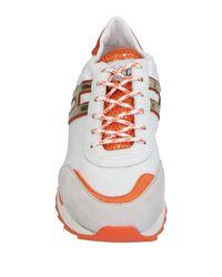 Hogan Rebel White Low-tops & Sneakers