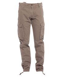 Pantalone di 40weft in Multicolor da Uomo