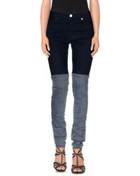 Surface To Air - Blue Denim Pants - Lyst