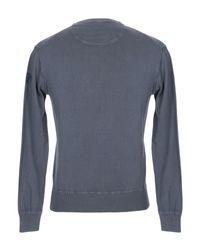 Pullover di North Sails in Gray da Uomo