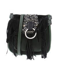 Studio Moda - Green Cross-body Bag - Lyst