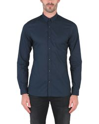 The Kooples Blue Shirt for men